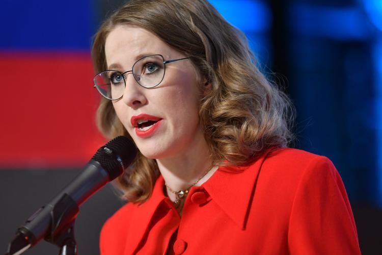 Ксения Собчак призналась мужу, как умудрилась поправиться за короткий срок