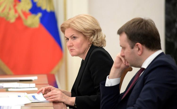 Стала известна вероятная сменщица вице-премьера Голодец в новом кабмине