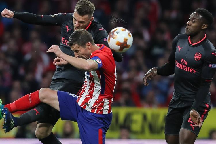 """""""Атлетико"""" (Мадрид Испания) – """"Марсель"""" (Франция) в финале Лиги Европы"""
