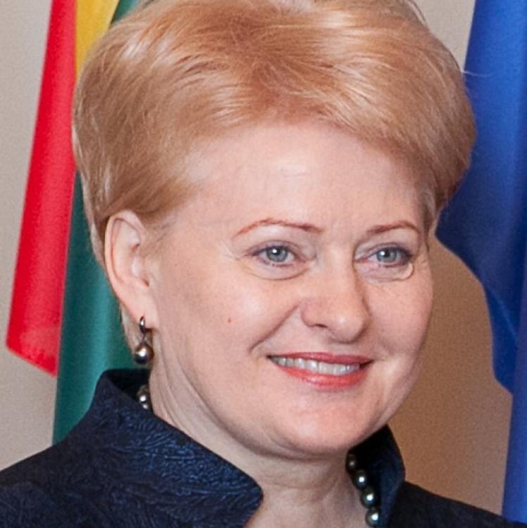 Президента Литвы  Грибаускайте пригласили на инаугурацию Путина