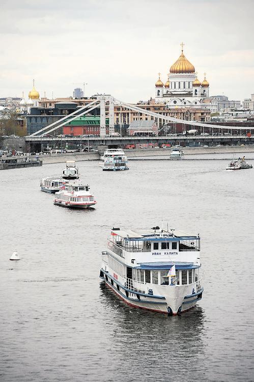 Красавица московская