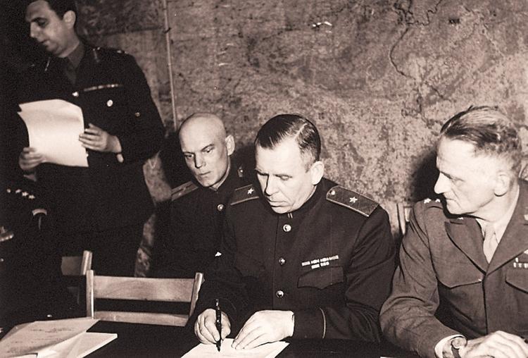 Выбор генерала Суслопарова