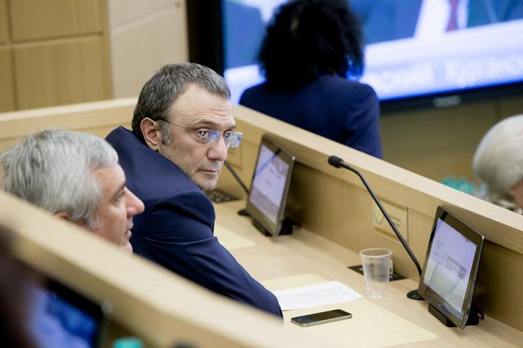 Сулейман Керимов госпитализирован в Москве