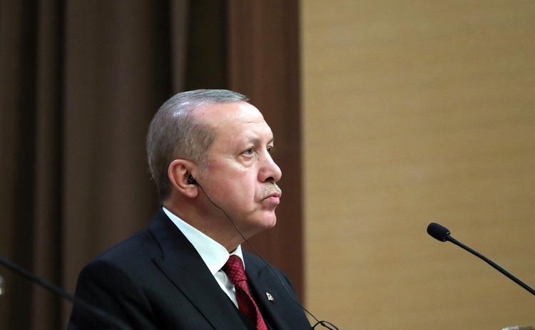 Эрдоган заявил, что Турция продолжит операции в Ираке и Сирии