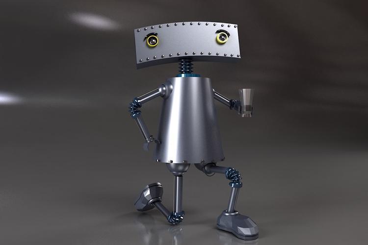 В Бостоне появился ресторан, где на кухне работают роботы