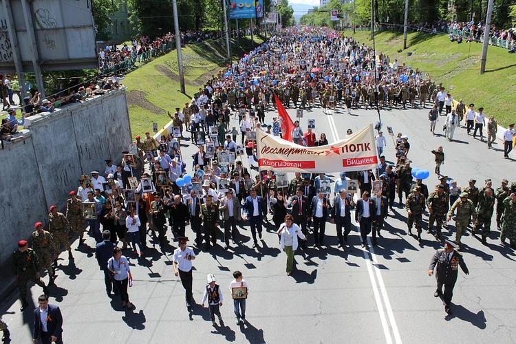 """Акцию """"Бессмертный полк"""" в Минске проведут, несмотря на запрет властей"""