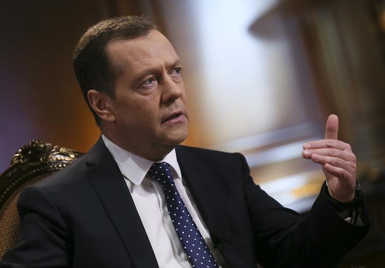 В Госдуме скоро начнется обсуждение кандидатуры Медведева на пост премьера