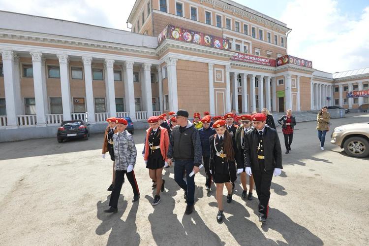 В Челябинске открыт новый экскурсионный маршрут по местам славы Танкограда