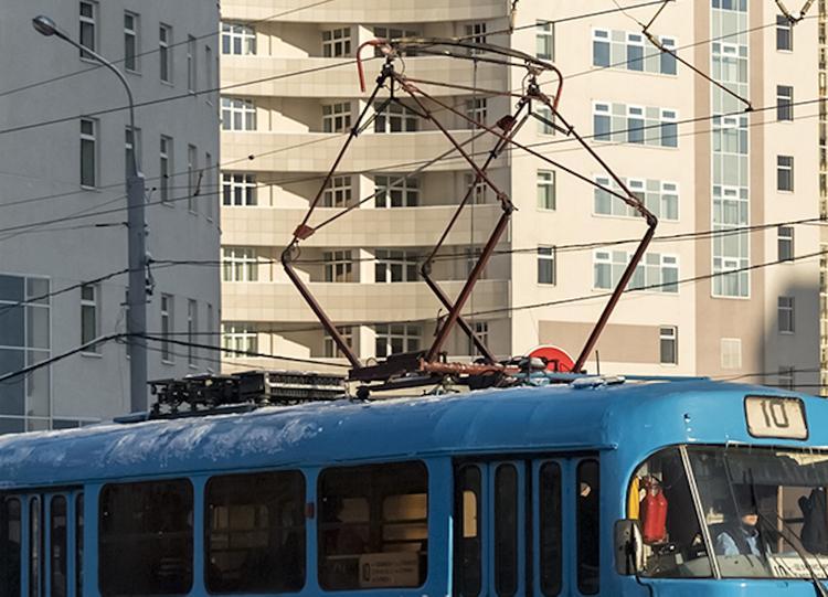 Еще на четырех трамвайных маршрутах в Москве уберут турникеты