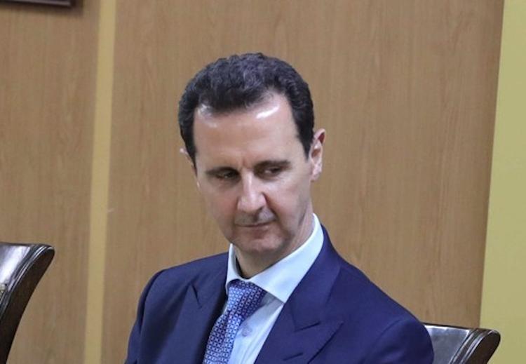 Асад заявил, что главная цель США в Сирии – поддержка террористов
