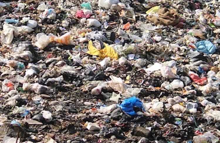 Эксперты: реку в Словакии перекрыл мусор из Украины