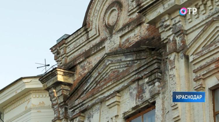 В Краснодарском крае стремительно разрушаются памятники архетиктуры