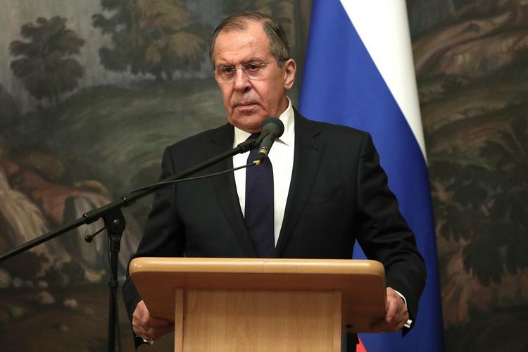 Лавров заявил о невозможности пересмотра отмены санкций СБ ООН в отношении Ирана