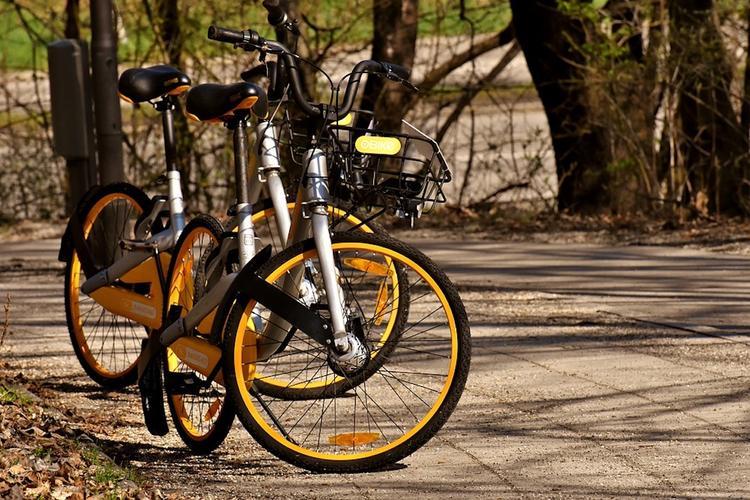 С 26 апреля не менее 320 тысяч человек воспользовались велопрокатом в Москве
