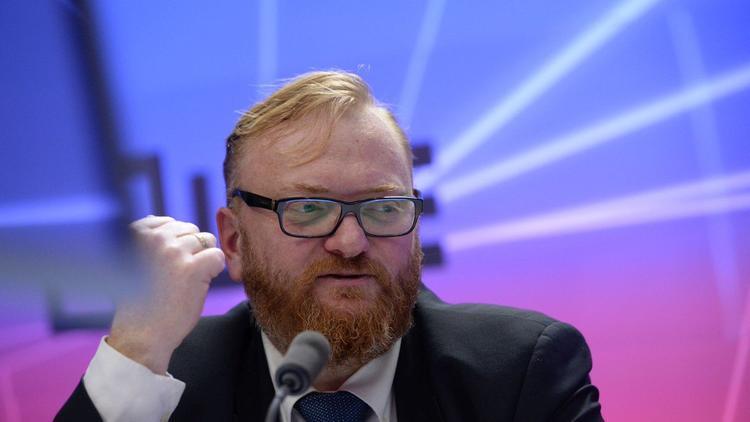 Евровидение должно умереть, считает депутат Госдумы Виталий Милонов