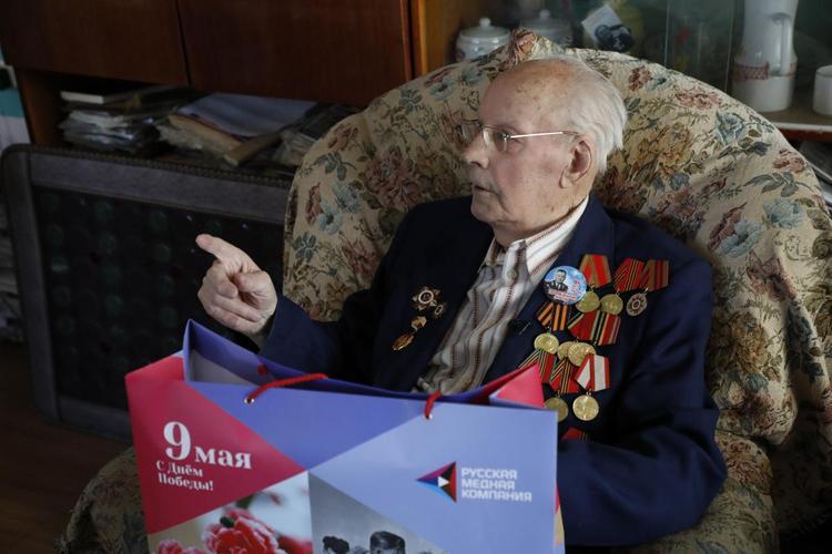 РМК отметила День Победы в регионах своего присутствия
