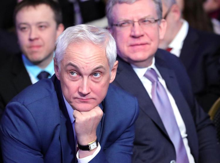 Битва тяжеловесов за Счетную Палату: Белоусов или Кудрин?