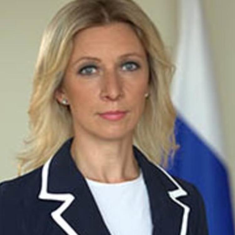 Захарова опубликовала доказательства лжи Украины на  семинаре в  ООН