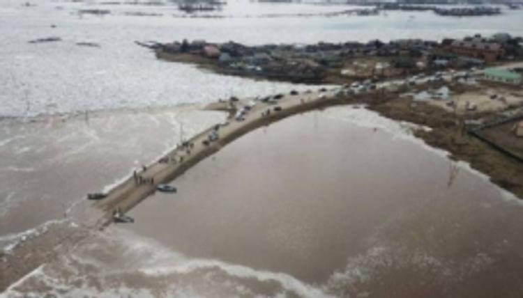 В Якутии объявлен режим ЧС из-за паводка