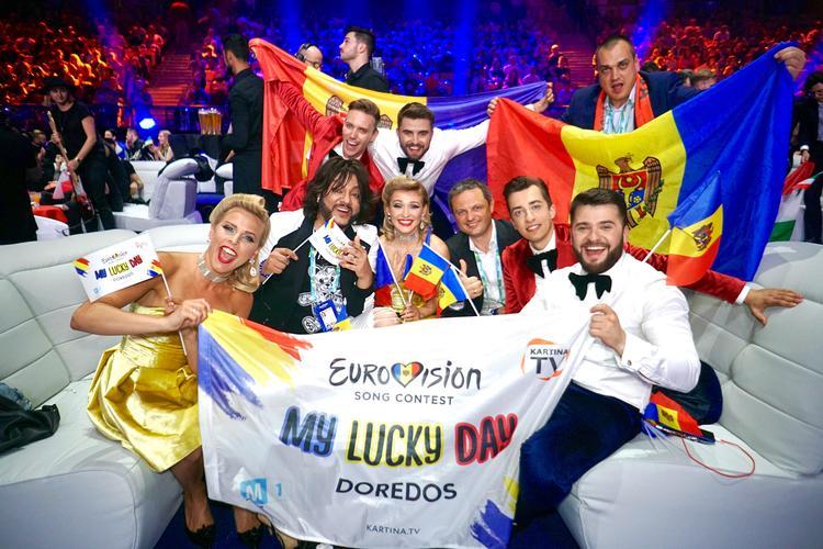 """Киркоров опубликовал видео """"обратной стороны"""" номера """"Doredos"""" на Евровидении"""