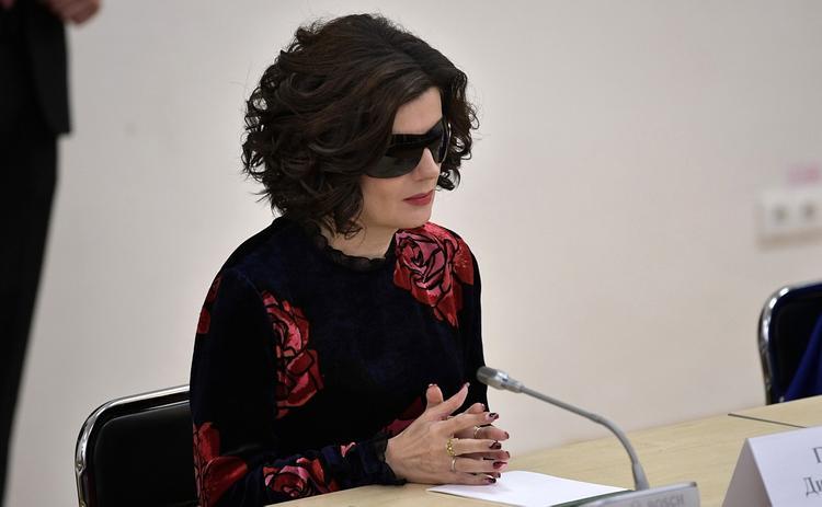 """Гурцкая уверена, что в провале Самойловой на """"Евровидении"""" виноват Киев"""