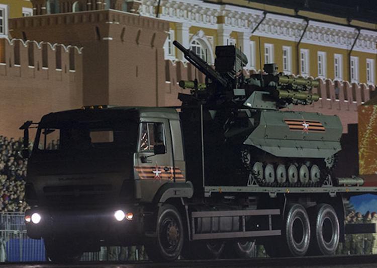 """Американский эксперт: российские комплексы """"Уран"""" являются революционным оружием"""