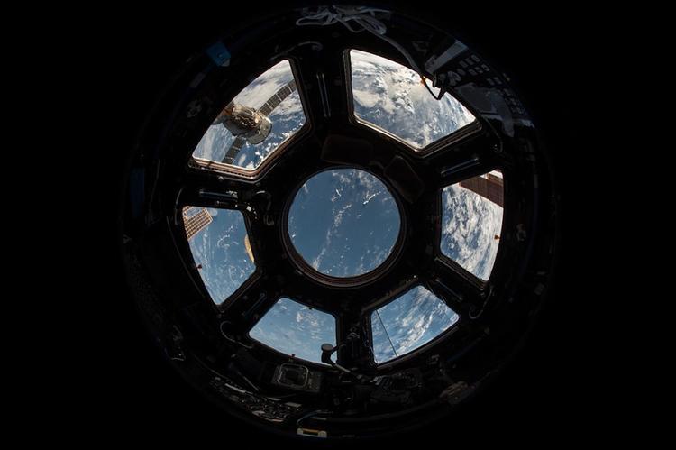 Во время ЧМ-2018 члены экипажа МКС сыграют в футбол в космосе