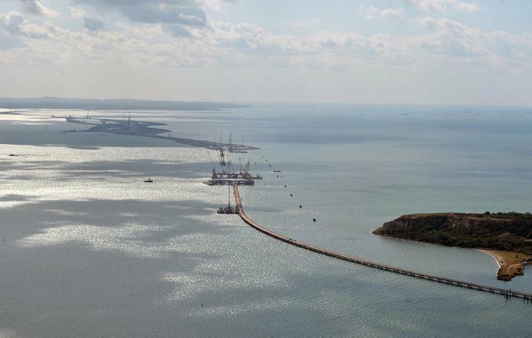 Керченский мост сделает востребованным отдых в Керчи и Феодосии