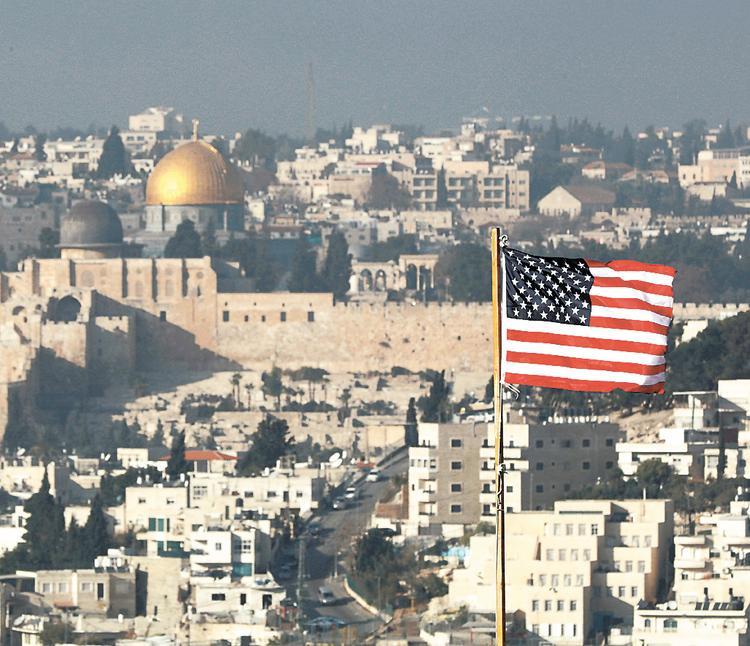 США снова взрывают ситуацию на Ближнем Востоке