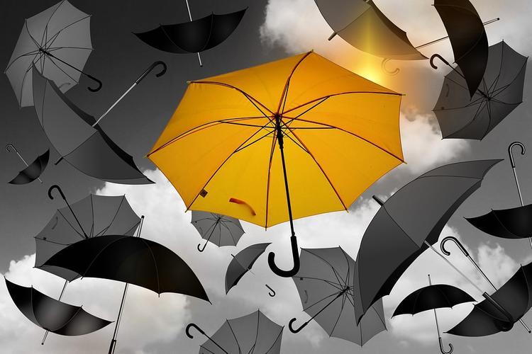 МЧС объявило желтый уровень погодной опасности в Москве