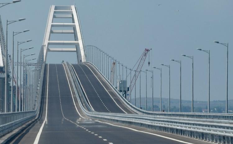 Украинский националист рассказал о судьбе всех строителей Крымского моста