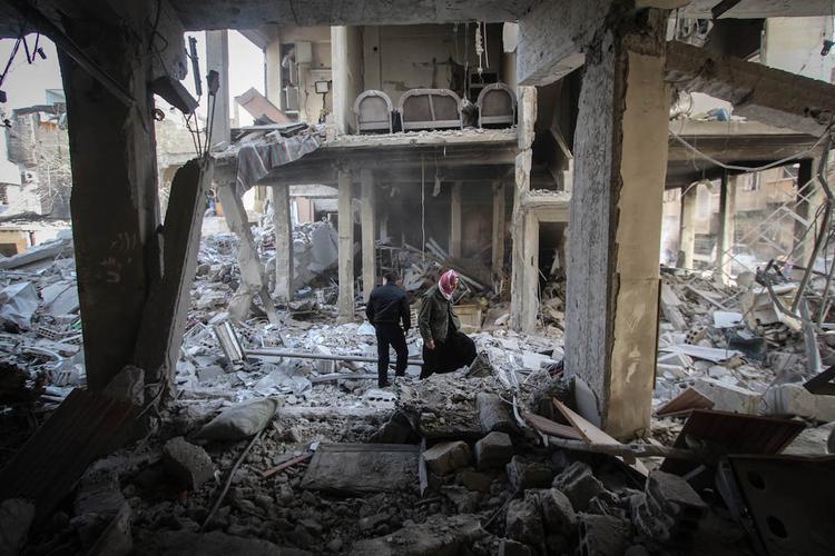 Совфед: в Сирии сложились все условия для мирного урегулирования