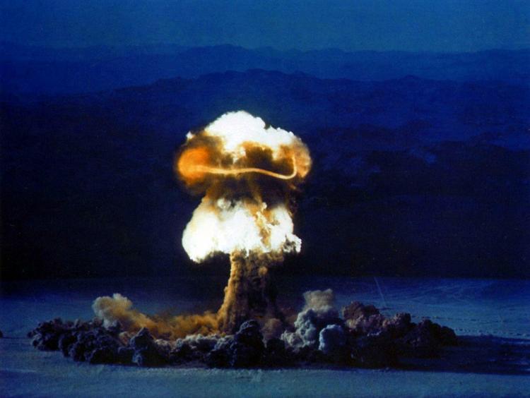 Смоделированы катастрофические последствия американской ядерной бомбардировки РФ