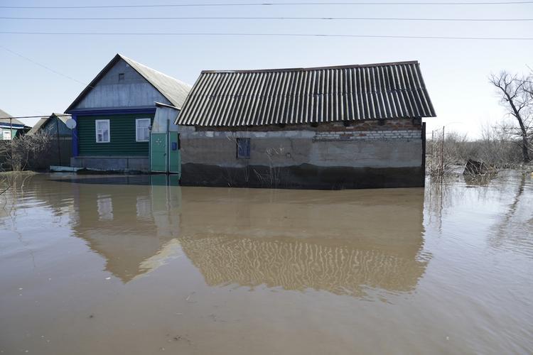 Стала известна сумма ущерба от паводка в Якутии