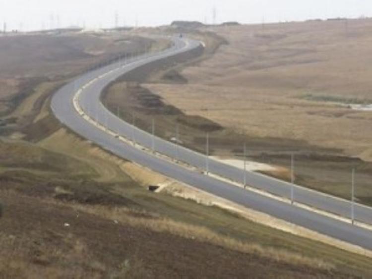 Транспорт начал движение по новому участку трассы «Таврида» возле Керчи