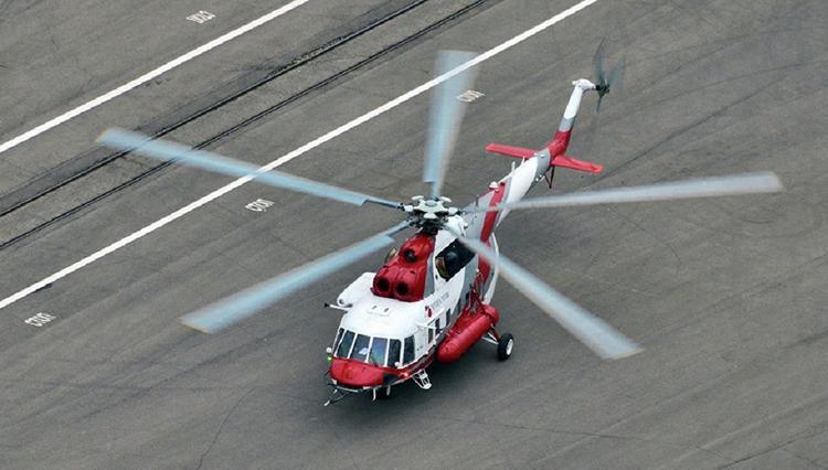 Новый многоцелевой вертолет совершил первый полет