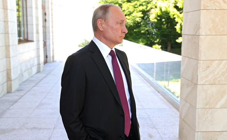 Путин прокомментировал выход Скрипаля из больницы