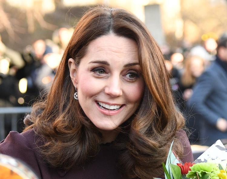 Супруга принца Уильяма старается на попадаться на глаза папарацци после родов