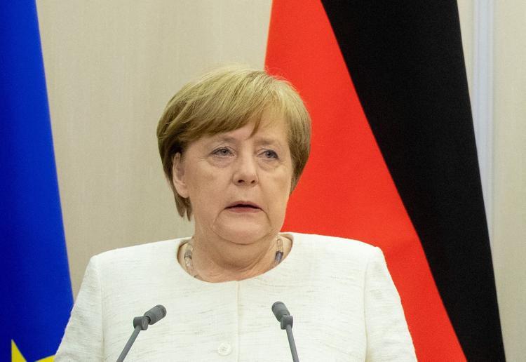 Названа основная тема визита Ангелы Меркель в КНР