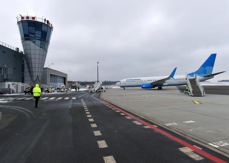 "Инцидент с самолетом авиакомпании ""Победа"" проверяет прокуратура"