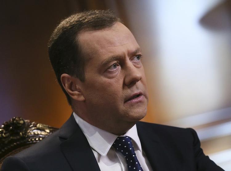 Медведев направил соболезнования властям Кубы в связи с крушением самолета