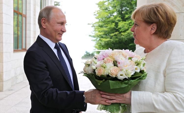Издание Bild высказалось о визите Меркель в Сочи