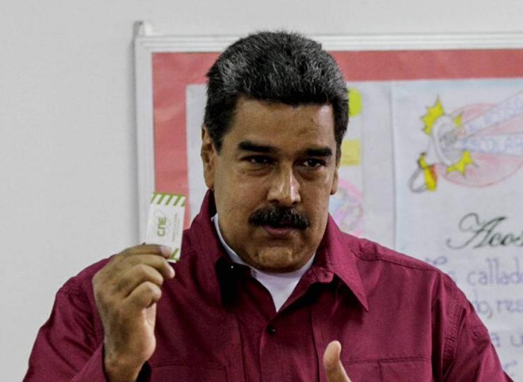 Президентом Венесуэлы вновь стал Николас Мадуро
