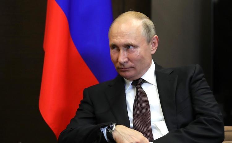"""Названы сроки проведения """"прямой линии"""" с Путиным"""