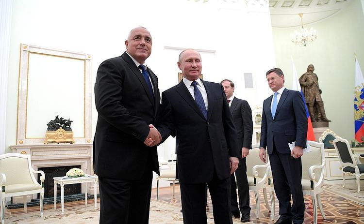 Путин: Россия готова сохранить транзит газа через Украину