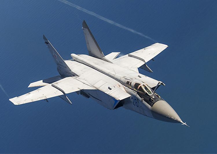 """Западные СМИ: МиГ-31 является """"поистине убийственным"""" самолетом"""