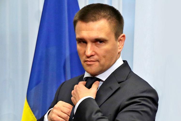 Глава МИД Украины Павел Климкин призвал испортить ЧМ-2018 по футболу в России