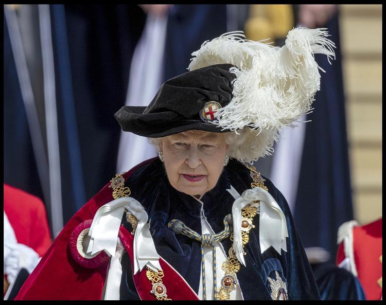 В Великобритании тайно отрепетировали смерть Елизаветы II