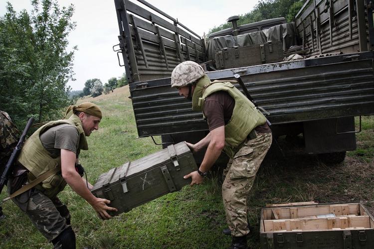 Защитники Донбасса приготовились взорвать позиции армии Украины из-под земли