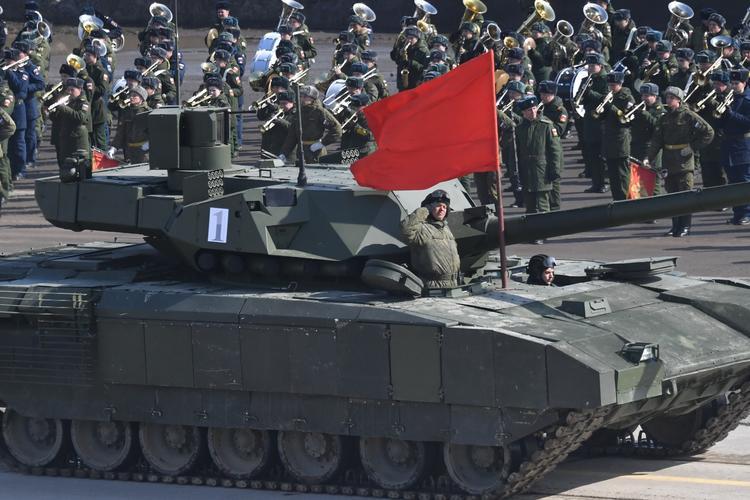 Путин подписал указы о присвоении военным частям имена украинских городов